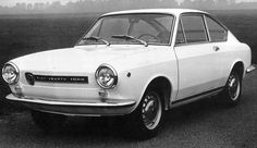 Fiat 850 Coupé Abarth