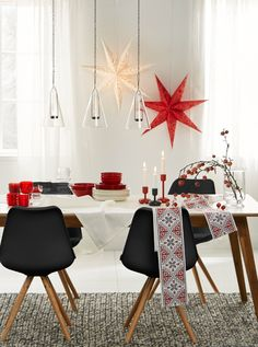Kitchen Dining, Dining Room, Dining Chairs, Candles, Table Decorations, Campaign, Content, Furniture, Medium