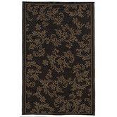 £110 6x8 Wayfair.co.uk - Versailles Chocolate Brown/Tan Rug
