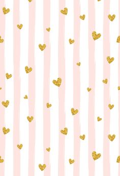 Valentine's Day Backdrop Golden Stripe Backdrop for Photo Studio Pink And Gold Wallpaper, Pink And Gold Background, Striped Background, Heart Wallpaper, Wallpaper Iphone Cute, Valentine Wallpaper, Wallpaper Downloads, Pattern Wallpaper, Wallpaper Backgrounds