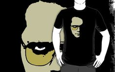 A Garth Marenghi shirt?!