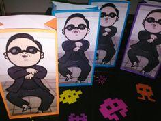 Gangnam Style Goodie Bags