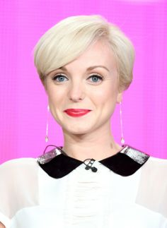 Helen George at event of Call the Midwife