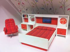 Miniature Furniture | We'd love to hear about your DIY dollhouse furniture ideas. Comment ...