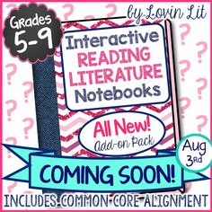 I'm Lovin Lit -- GREAT blog with resources for interactive lessons and foldables