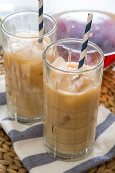 I used to reserve this drink for a treat when eating at Thai restaurants, but recently discovered that making your own Thai iced tea is surprisingly easy.