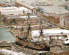 Portsmouth Dockyard, Portsmouth England, Royal Navy Submarine, Old Sailing Ships, Hms Victory, Ship Of The Line, Man Of War, Wooden Ship, Navy Ships