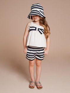 Hucklebones printemps été 2014 | MilK - Le magazine de mode enfant