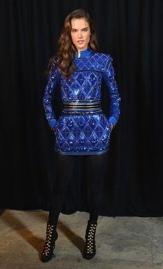 BALMAIN X H&M Collection Launch - Backstage