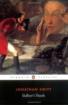 Book Review: Gulliver's Travels by Jonathan Swift