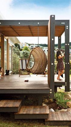 Inspirational Eclectic Outdoor Design