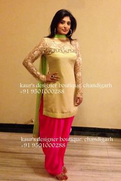 #Salwar kameez #Love the colors