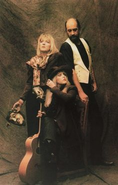 Christine McVie <3 Mick Fleetwood <3 Stevie Nicks