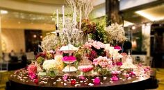Image result for unique sweets tables