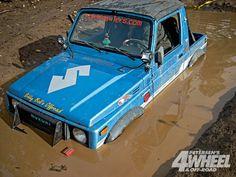 Stuck? Na!! #suzuki4x4 #suzuki4x4parts #gohard