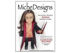 American Girl Doll clothes patterns...some free downloads