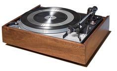 Vintage Audio Dual 1219 Turntable Vinyl Record Player