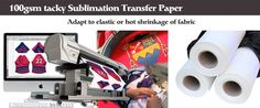 Shanghai Yesion Industrial Co., Ltd. - sublimation transfer paper,transfer paper