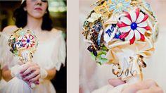 Tendência: Bouquets alternativos » de Ligia Tavares