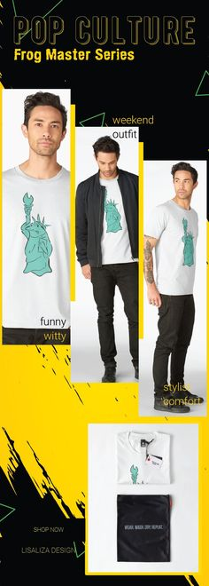 Men's Premium T-Shirt Frog Master - Statue of Liberty by LisaLiza Redbubble.   Get one today! Men's & Women's Sizes available.   Check out our full catalog for tons of funny ,witty & cool pop culture inspired t shirt   #PopCulture #ForTeens #Teens #Cool #Funny #Witty #Gifts #FrogMaster #RedbubbleMen   #Lisaliza #Frog #Redbubble #tumblr #Pet
