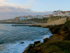The fishing village of Ericeira, perched on cliffs above the Atlantic, is home to Europe's first World Surf Reserve and considered one of Europe's top surf spots by Troy Media. Photo by Ashley Atkinso  - July 2014