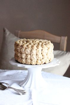 Mocha Cake from Bayaderka