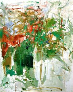 Joan Mitchell, Garden Party, 1961-1962, oil on canvas,  h: 63.5 x w: 50.75 in / h: 161.29 x w: 128.9 cm