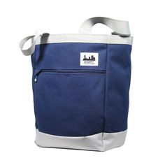 Projekt Navy/Grey Kandy Tote