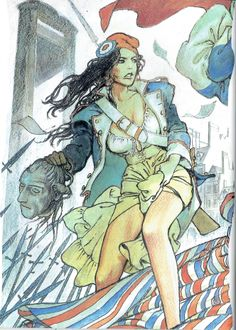 Milo Manara - Vol. 6, La Storia a Fumetti-10