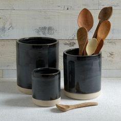 Hearth Ceramic Crocks   west elm Feeding my west elm addiction