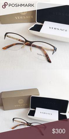 Versace Glasses No trades; 100% authentic Versace Accessories Glasses