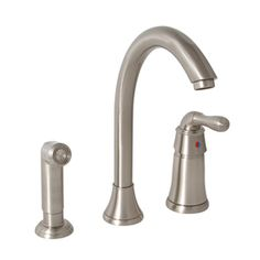 Peerless Stainless 1 Handle Pull Down Kitchen Faucet