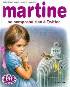 Martine chez les Geeks #twitter