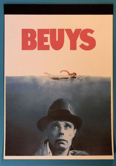 Beuys, by artist and writer Michael Crowe, is a reproduction of the screenplay of Jaws but altered: all mention of sharks is replaced with Joseph Beuys.
