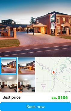 The Georgian Motor Lodge (Echuca, Australia) – Book this hotel at the cheapest price on sefibo.