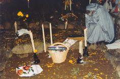 noche de muertos en Pacanda