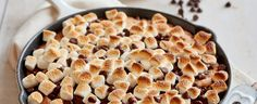 Chocolate Chip S'mores Skillet Cookie - Save-On-Foods