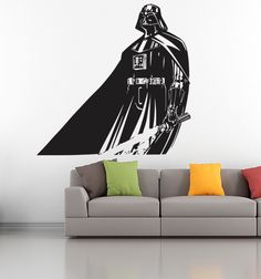 Wall Decals Lord Vader