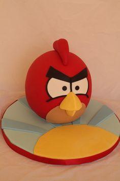 Angry Birds cake class