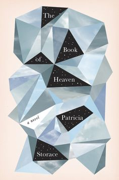 """the book of heaven"" cover design by Linda Huang"