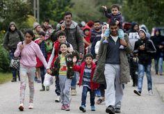 Programa de Jorge Sampaio traz mais 40 estudantes em fuga da Síria - PÚBLICO