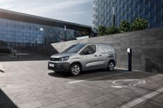 PEUGEOT has opened orders for the new e-Partner, the 100% electric variant of the award-winning Partner van. With orders now open for the e-Partner, PEUGEOT customers can choose a fully electric van across its entire Light Commercial Vehicle (LCV) range, giving businesses and fleets the opportunity to choose the powertrain that best meets their needs. Peugeot, Toyota, Electric Van, Commercial Vehicle, Vehicles, Car, Motors, Opportunity, Range