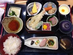 東京スカイツリーのそらまち亭のお弁当