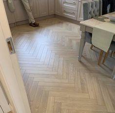 Beautiful Flooring, Real Wood, Wood Floors, Oak Laminate, Herringbone, Herringbone Floor, Flooring, Solid Wood Flooring, Oak
