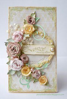 stunning flower arrangement <3