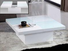 Couchtisch Design Weiß exclusiver design couchtisch formula hochglanz weiss tisch glas