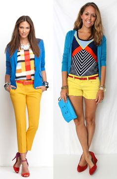 J's Everyday Fashion: Today's Everyday Fashion: Geometric Prints