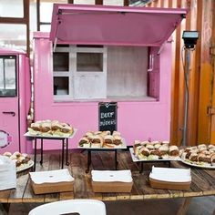 Is it a car, is it a truck, is it a bike? No it's a Tuk Tuk! Driving around Port Elizabeth in a very Pink Tuk Tuk gets a lot of attention. I love how people smile and wave… Smile And Wave, Port Elizabeth, Specialty Cakes, Food Truck, Street Food, Cake Pops, A Food, Catering, Easy Meals