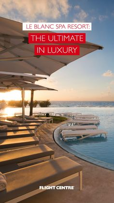 Looking to pamper yourself in paradise? Our Travel Expert shares his recent experience at the luxurious Le Blanc Spa Resort in Cancun, along with his top tips on what to experience on property. Vacation Resorts, Vacation Destinations, Luxury Travel, Us Travel, Beach Vacation Packages, French Balcony, Local Tour, Travel Expert, Cultural Experience