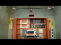 mechanical parking2 -新横浜中央ビル機械式駐車場-
